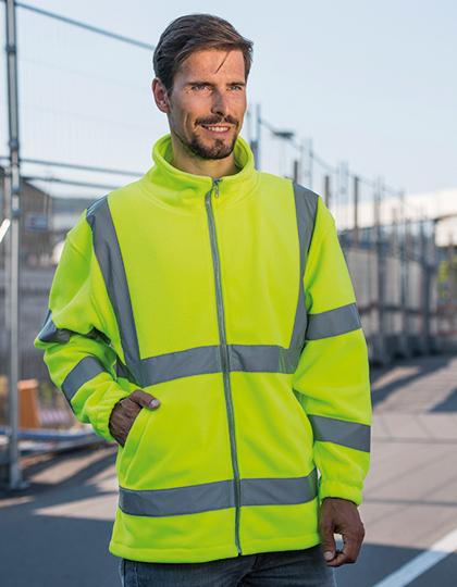 Hi-Viz Fleece-Jacket